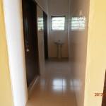 Zugang Toilette und Waschraum
